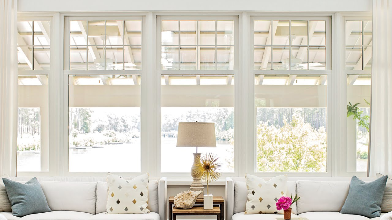 Superieur Window Placement And Design | Southern Living