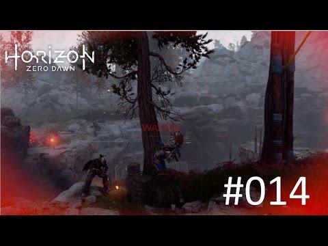 TOTAL BESCHEUERTE ANWEISUNGEN!!! ---- Let's Play Horizon Zero Dawn #014