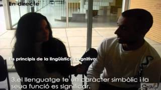 Lingüística cognitiva 1ª part