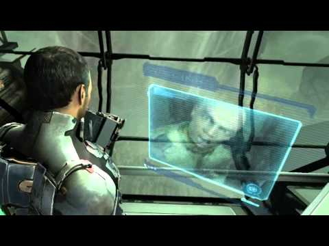 Dead Space 2:  Gameplay  Surprise Ending!