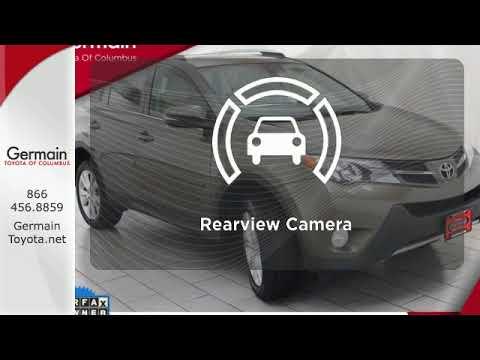 Used 2015 Toyota RAV4 Columbus, OH #60570 1   SOLD