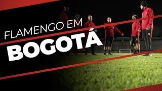 O dia do Flamengo em solo colombiano