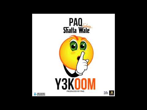 Paq x Shatta Wale - Y3koom [Radio version] (Audio Slide)