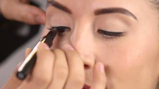 Get the Look: Slim & Natural Eyeliner w/ they're real! push-up liner Thumbnail