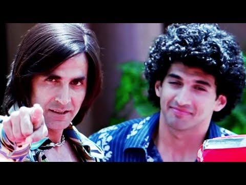AAWAAZ NEECHE | Action Replayy | Hindi Movie | Comedy Scene