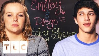Diego Makes A Scene At Emiley's Baby Shower | Unexpected