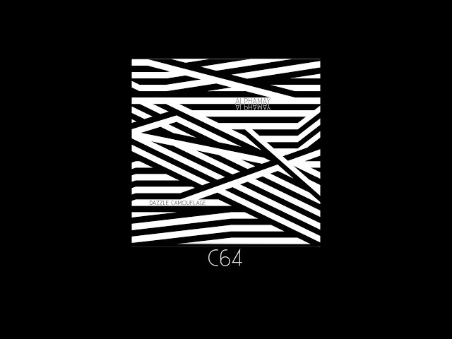 Alphamay - 10 C=64 (Old Friend) - Dazzle Camouflage