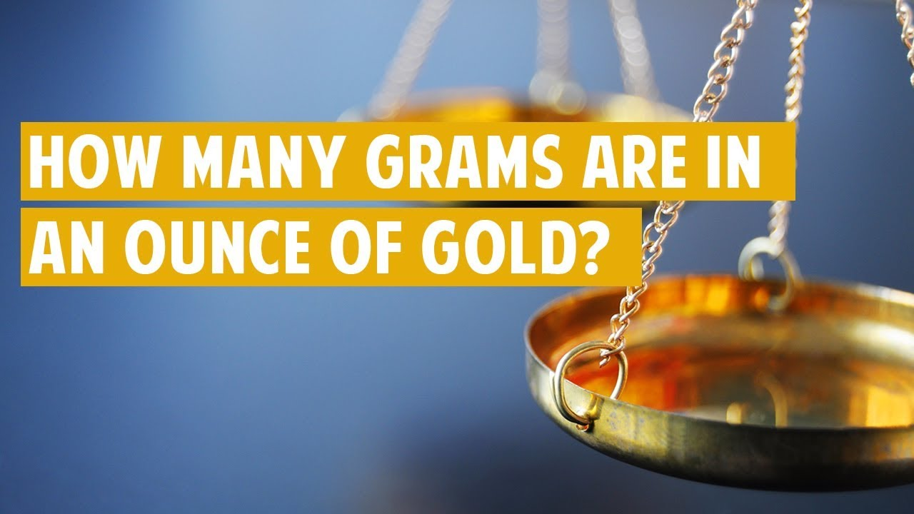 How Many Grams Are In One Ounce Of 14k