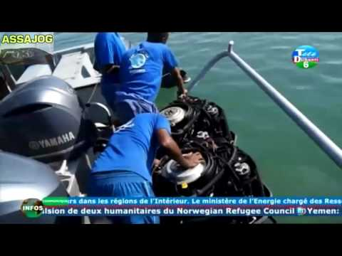 Djibouti: 6eme anniversaire de la garde-cotes Djiboutienne