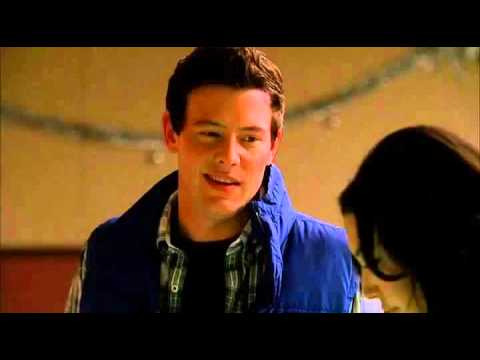 Glee - Santa Baby (Full Scene/Performance)