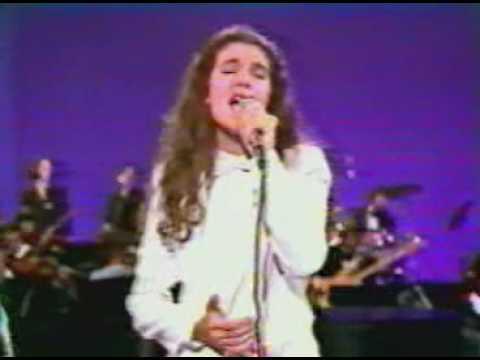 Un amour pour moi c.dion 1984