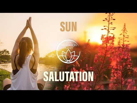 Sun Salutation - Yoga Music, Start the day with Healing Buddhist Meditation Songs Mp3