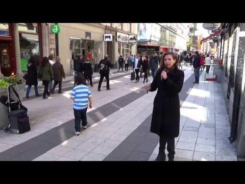 Street preaching 3 May