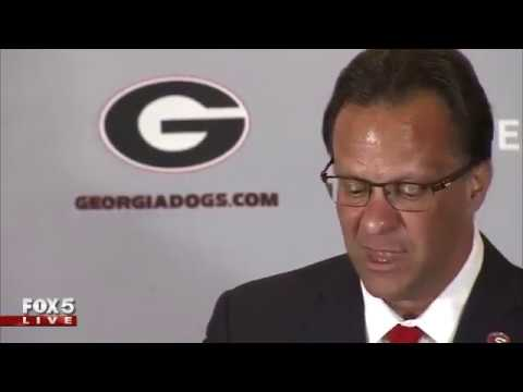 New top dawg: UGA introduced Tom Crean as new head basketball coach