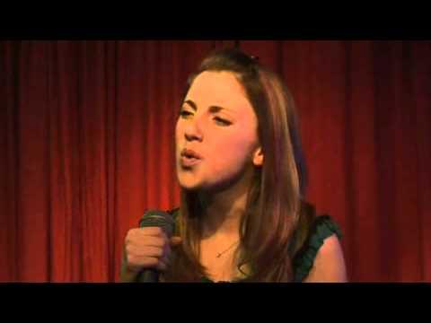 Juliette Goglia Sings Listen From DreamGirls