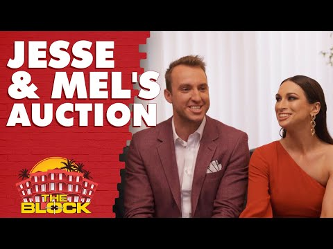 Jesse And Mel's Auction | The Block 2019