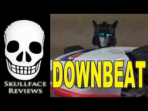 Transformers 3rd Party Maketoys Downbeat (Jazz)