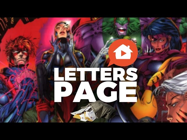 LETTERS PAGE MAILBAG: Comics & Trivia