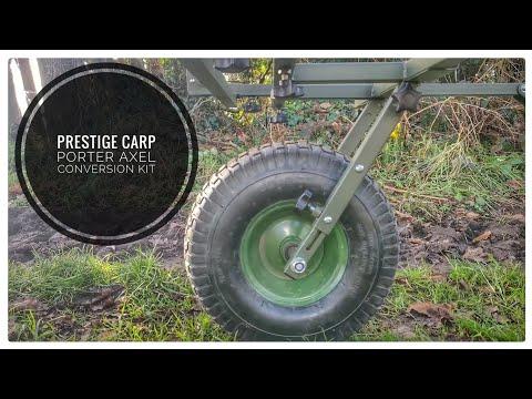 PRESTIGE CARP-PORTER AXEL SUSPENSION CONVERSION KIT II REVIEW