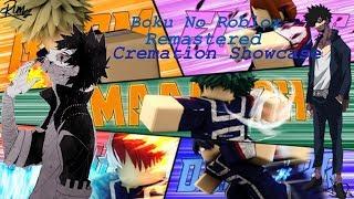 Boku No Roblox: Remastered | Cremation Showcase