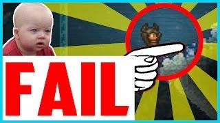 The Biggest Fail EVER In Terraria!