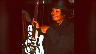 Mickey Rogers performs 7/3/13 at the 308 Blues Club, Indianola, MS