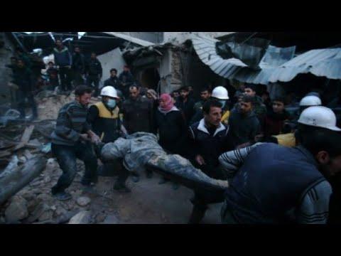 الأردن - سوريا: عمان تقول إن 422 من -الخوذ البيضاء- دخلوا المملكة عن طريق إسرائيل  - نشر قبل 2 ساعة