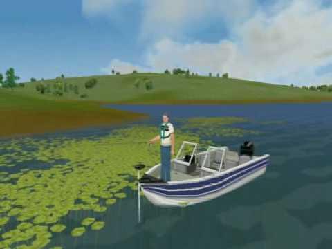 VR SportFishing Tutorial - Pishtech - PC Fishing Game For Windows Simulation Simulator