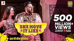 She Move It Like - Official Video | Badshah | Warina Hussain | ONE Album