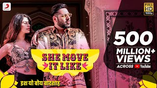 Gambar cover She Move It Like - Official Video | Badshah | Warina Hussain | ONE Album