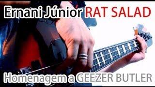 Ernani Júnior - RAT SALAD (Bass cover)