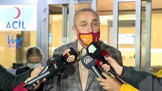 Abdurrahim Albayrak, Omar Elabdellaoui'nin son durumunu açıkladı! | Galatasaray