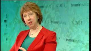A Conversation with Catherine Ashton