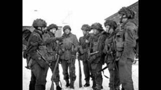 ベルギー落下傘兵/Marche des Parachutistes Belges