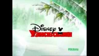 "Disney Channel Russia - ""Junior"" Xmas commercial ident"