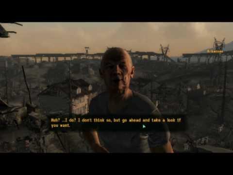 Fallout 3 - Enslaving Arkansas