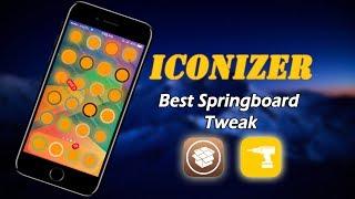 ICONIZER REVIEW: BEST IOS 10.3.3 JAILBREAK TWEAK