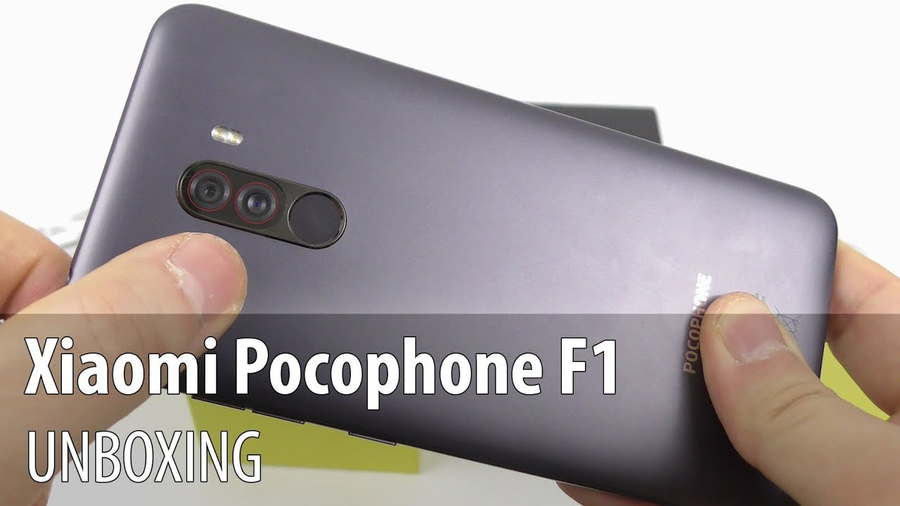 Pocophone F1 by Xiaomi: Price, Colors, Specifications