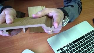 композитная фасадная доска, вариант 2(композитная доска это древесно-пластиковый композит (дпк) широко применяется в обустройстве фасадов и..., 2014-12-03T15:00:53.000Z)