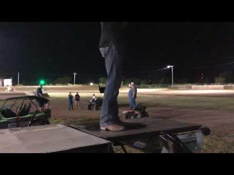 Trey Burke Racing-07.21.19 SUS Texana Raceway 305 Feature Win