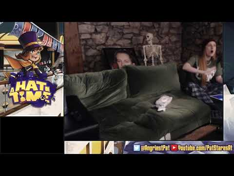 Pat Stares At A Hat in Time Finale!