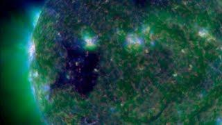 Active Sun, Comet Water | S0 News October 30, 2015