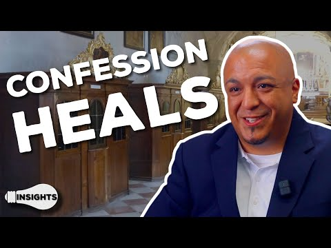 The Healing Power of Confession - Carlos Zamora