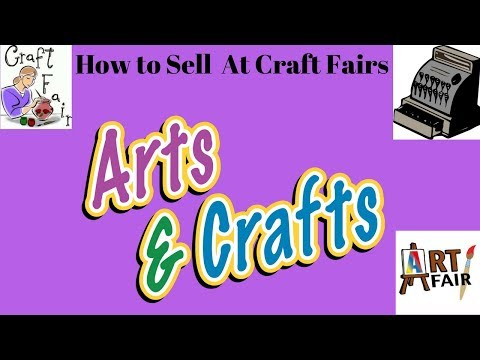 Selling At Art And Craft Shows