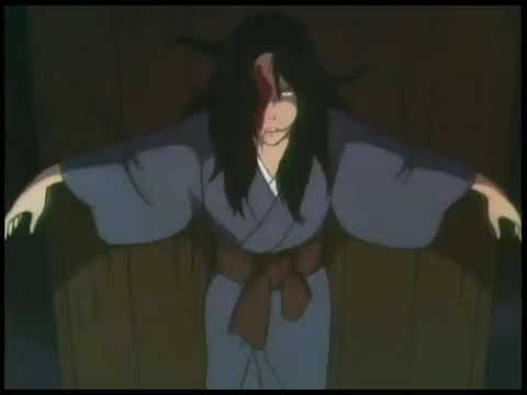 Anime-ban Toukaidou Yotsuya Kaidan(1981) (2-minute clip)
