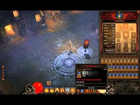 Identifying 30 Mempo #3 - Diablo III
