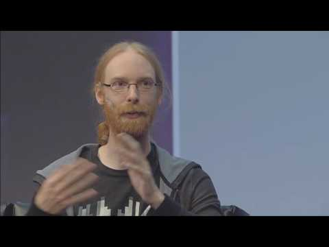 MINECON 2016 A casual chat with Jens- lead developer of Minecraft