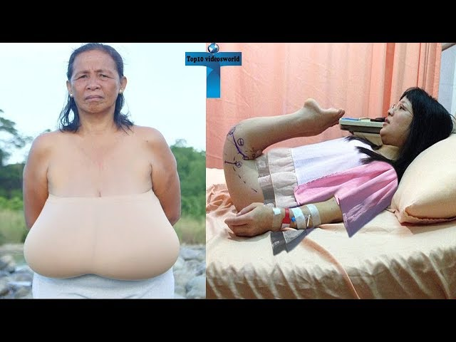 Top 10 Most Unusual and Bizarre People To Ever Exist - Unbelievable Peoples