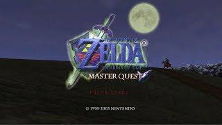 The Legend of Zelda: Ocarina of Time Master Quest - 3 Heart Challenge - Part #2