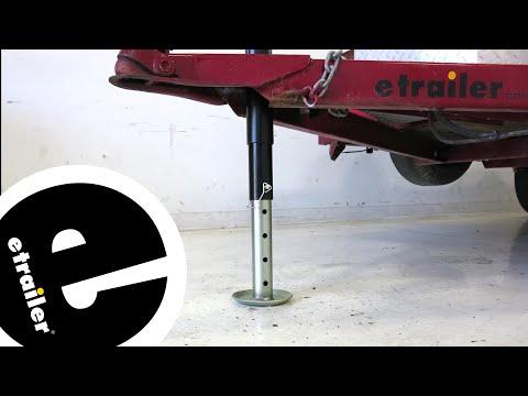 etrailer and Ram Jacks Drop Leg Review - etrailer.com
